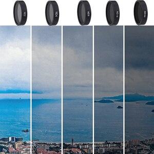 Image 2 - Action Kamera Zubehör Filter mi jia mi ni 4K Objektiv Protector Filter UV/CPL/ND4/8 /16/32 Polar Für Xiao mi mi jia 4K Sport Kamera