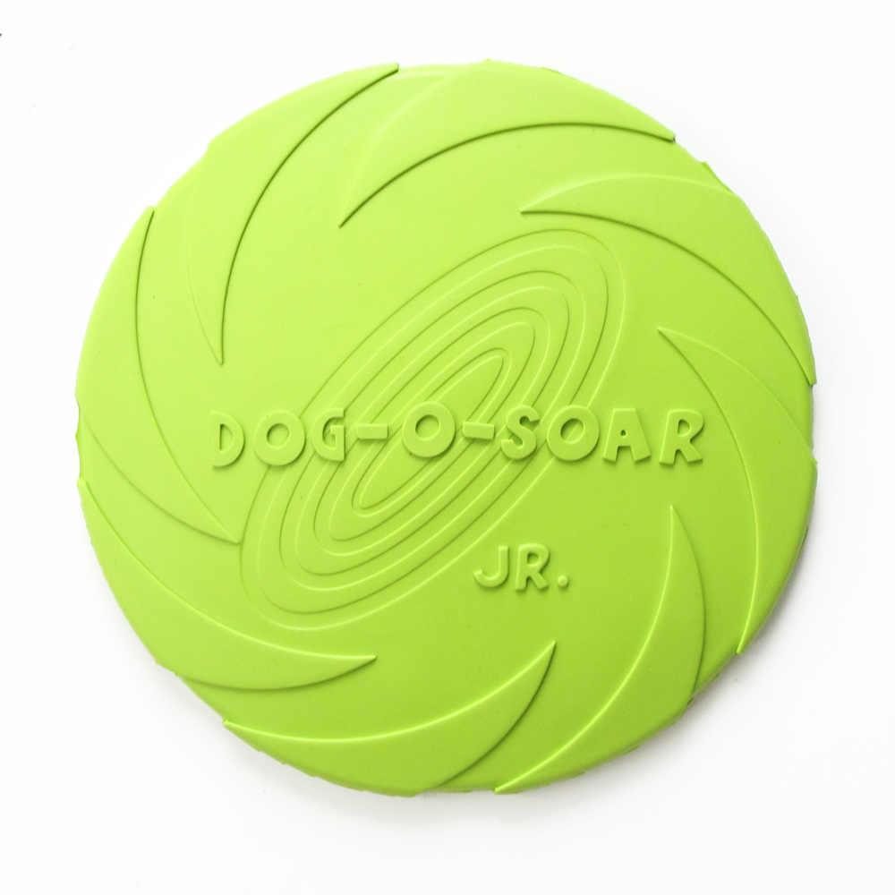 Con chó Bay Đĩa Đồ Chơi Ngoài Trời Tương Tác Cao Su Đĩa Đồ Chơi Cho Chó 6181027 Con Chó Con Vật Nuôi Phụ Kiện