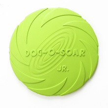 Dog Flying Discs Toy Outdoor Interactive Rubber Toys For Dogs 6181027 Puppy Pet Accessories
