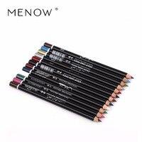 12Pcs Set Pencil Waterproof Eyebrow Pen Eye Liner Lip Eyeliner Cosmetics Makeup 1400