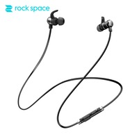 Rockspace Muvia SE Bluetooth Headphones With Mic Waterproof Wireless Headphone Sports Bass Bluetooth Earphone For Phone