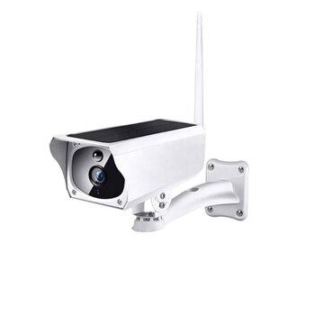 1080P Solar IP Camera 2MP Wireless Wi-fi Security Surveillance Waterproof IP67 Outdoor Camera IR Night Vision Solar Power Camera