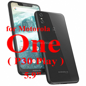 Tempered Glass For Motorola Moto One Screen Protector For Moto One 9H Premium Glass For Motorola One/P30 Play XT1941-4 5.9 image