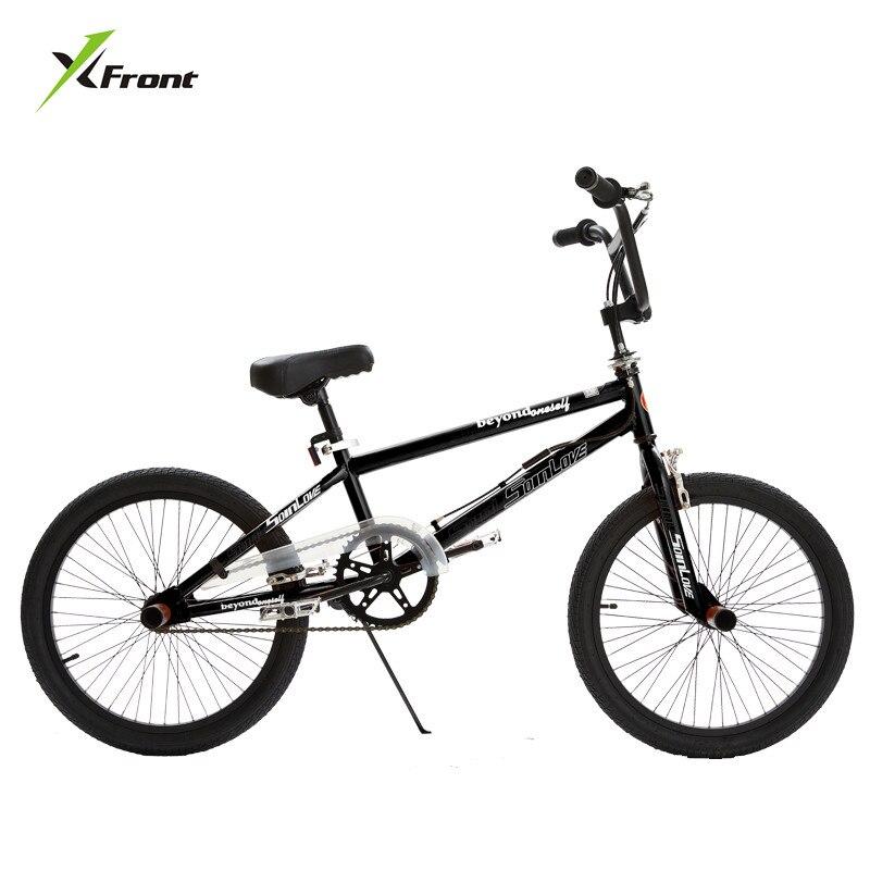 Nouvelle marque BMX vélo 20 pouces roue VTT performance de la rue vélo cascade action escalade saut bicicleta