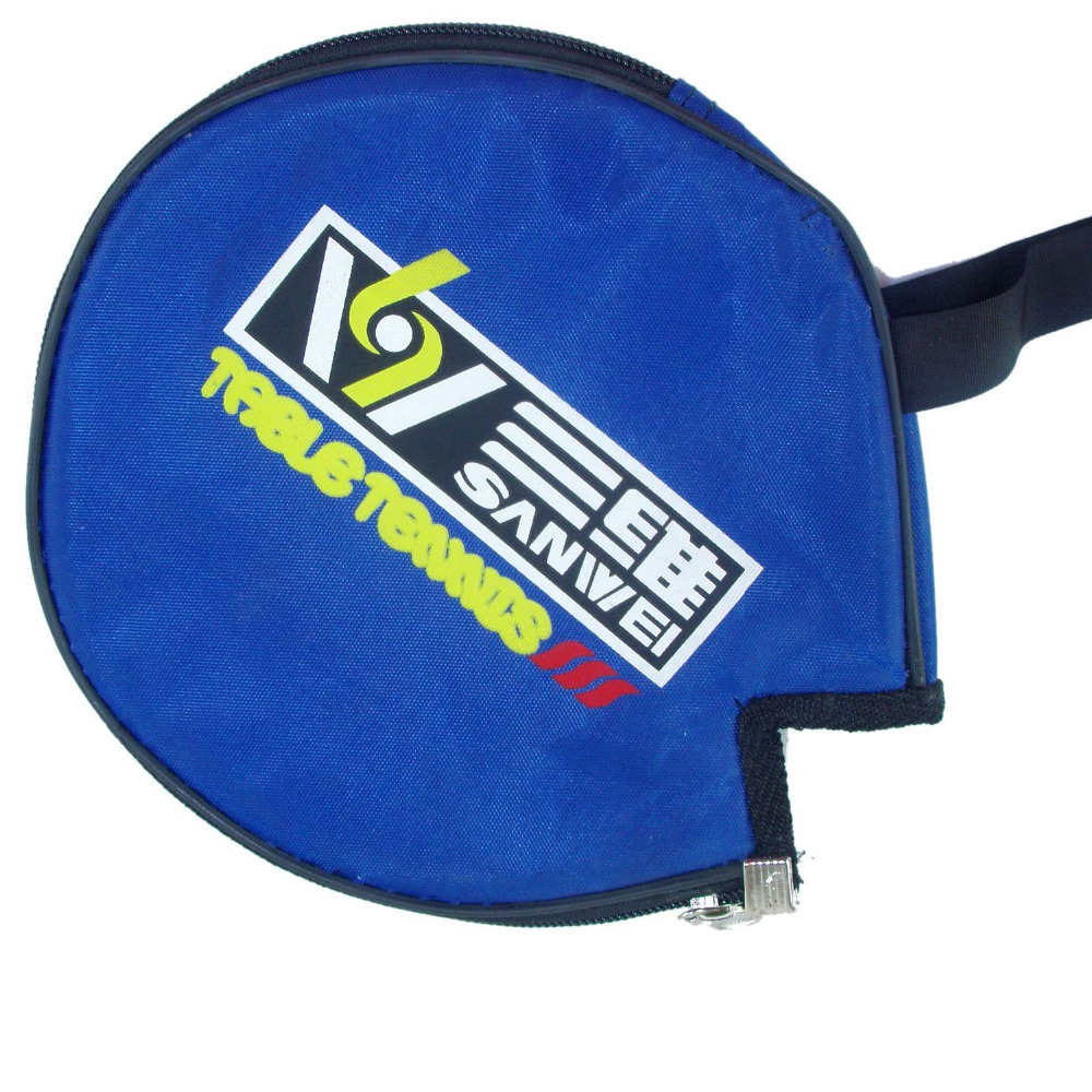 2x Sanwei Table Tennis Small Case Bat Cover for PingPong Racket ...
