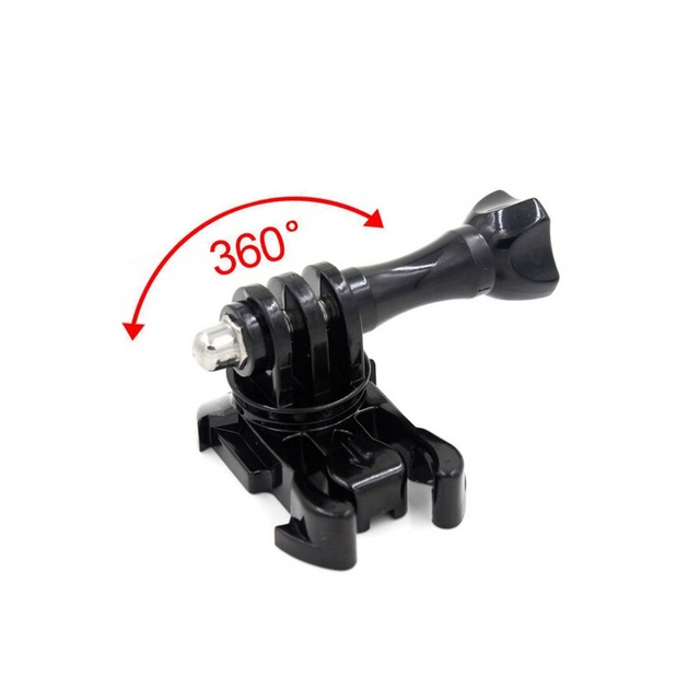 Buckle Base Adapter Mount Screw 360 Rotation For Gopro Hero, Xiaomi