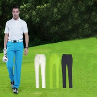PGM Men S Golf Clothing Outdoor Polo Quick Dry Durable Waterproof Breathable Golf Pants Golf Trousers
