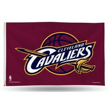 Cleveland Cavaliers Flag 3×5 FT 150X90CM Banner 100D Polyester NBA flag 109, free shipping