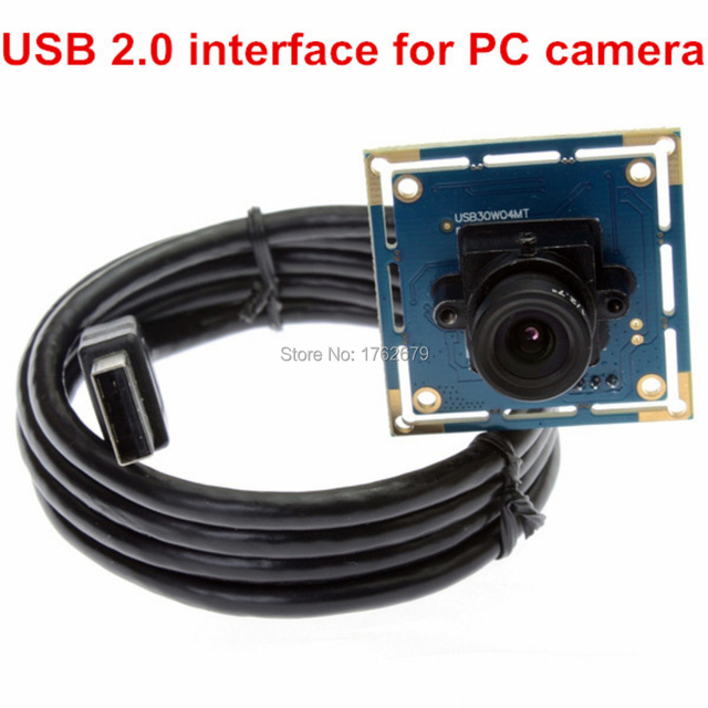 38x38mm usb camera board 640 x 480 VGA mini usb camera module,free ...