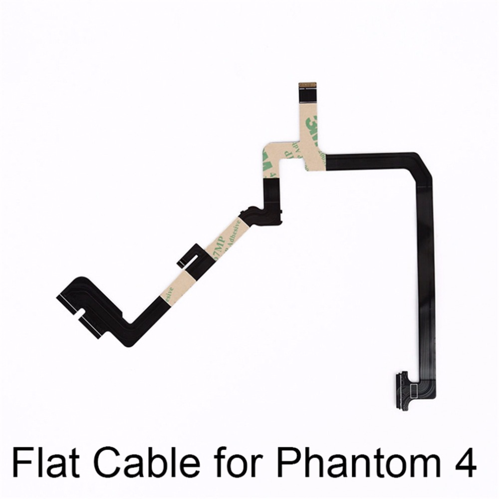 DJI Phantom 4 Flexible Gimbal Flat Ribbon Cable Flex Wire Repairing Parts Replacement Accessory for Phantom 4 Drone CameraDJI Phantom 4 Flexible Gimbal Flat Ribbon Cable Flex Wire Repairing Parts Replacement Accessory for Phantom 4 Drone Camera