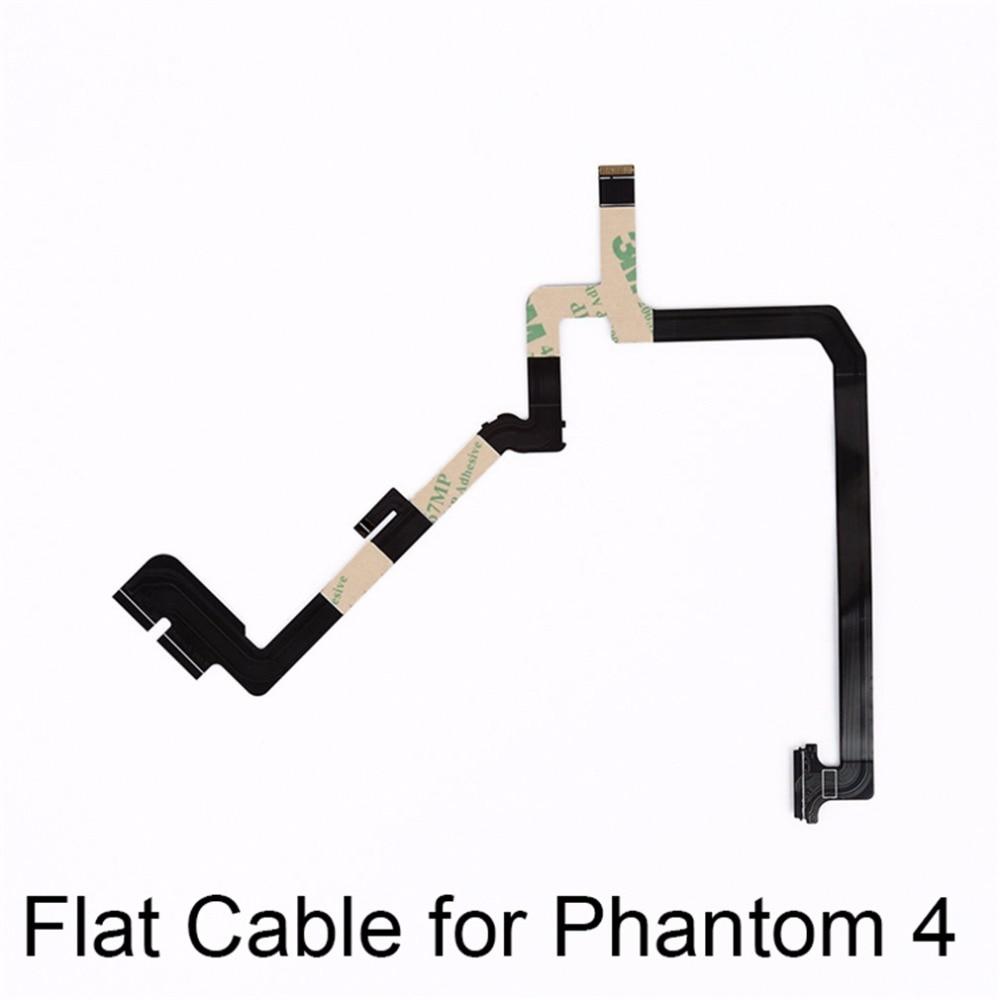DJI Phantom 4 Flexible Gimbal Flat Ribbon Flex Cable reparación de piezas reemplazo accesorio para Phantom 4 Drone Cámara