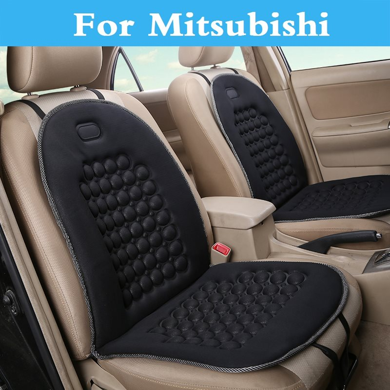 Car Styling Seat Cushion 12V Comfortable Front Pad For Mitsubishi Mirage Montero Sport Outlander Pajero