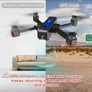 Image 2 - MJX B4W Drone GPS Brushless 5G WIFI FPV 2K HD Camera Anti shake 1.6km Control Distance Ultrasonic Foldable RC Quadcopter Drone &