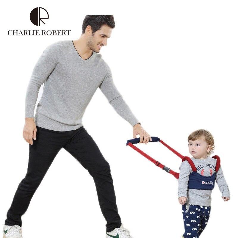 New Baby Walker Assistant Toddler Leash Backpack For Kids Walking Baby Belt Child Safety Harness Leash Infant Baby walker HK325