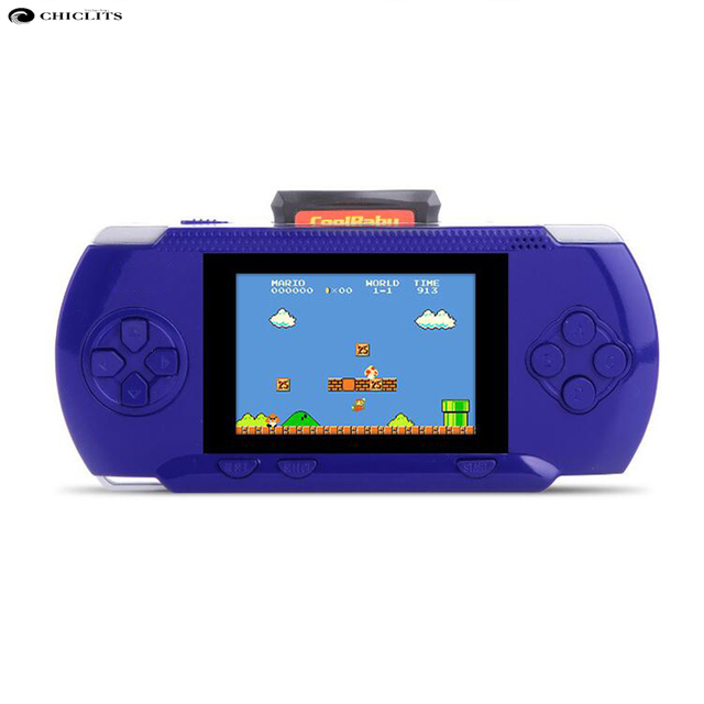 Newest Mini Tetris Video Game Console Handheld Games player Retro Brick Game Consola De Jeu 3.2 Inch Video Games Player