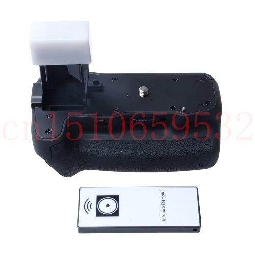 Avec poignée de batterie de contrôle IR comme BG-E18 pour Can0n 760D 750D iX8 T6S T6i appareil photo reflex numérique