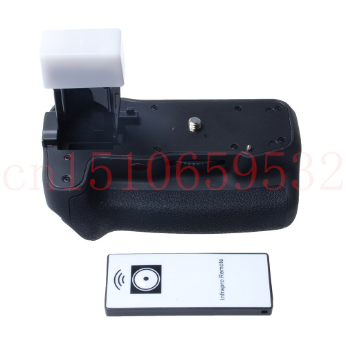 With IR Control Battery Grip Pack as BG-E18 for Can0n 760D 750D iX8 T6S T6i Digital SLR Camera meike mk 760d pro built in 2 4g wireless control battery grip suit for canon 750d 760d as bg e18