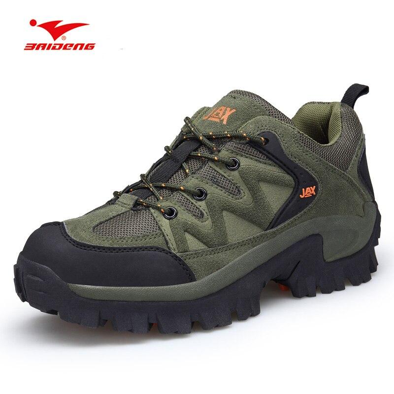 Baideng New 2020 Anti skid Hiking Shoes