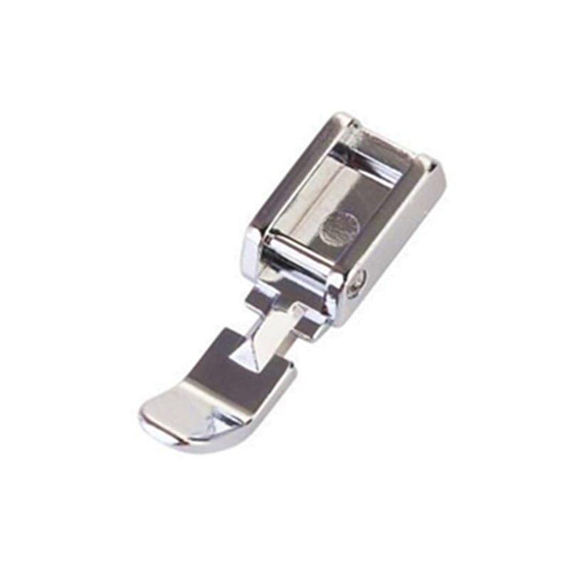 Лапка для швейной машины на молнии, прижимная лапка для швейной машины на молнии с низким хвостовиком, для Singer Brother 5BB5105-1