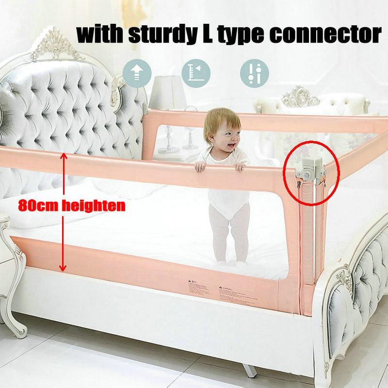 Kids Bed Barrier