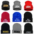 Cheap 1994 Justin Bieber Beanie Sale Winter Knitted Hat For Men Women Caps Casual Skullies hip hop gorro apparel accessories