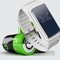 Banda de Fitness do Bluetooth Inteligente Relógio Pedômetro Heart rate monitor Cardiaco Pulsometer handsfree pulseira pulsera reloj actividad