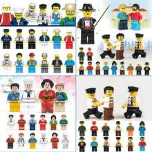 12 Kinds Of Cartoon Characters Dolls Astronauts Professional Robot Children's Toy Doll(China)
