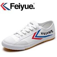 Original Feiyue Improved Version Sneakers Classical Shoes Martial Arts Taichi Taekwondo Wushu Comfortable Sneakers Shoes