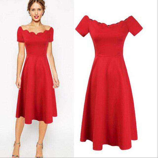Black color dress for women