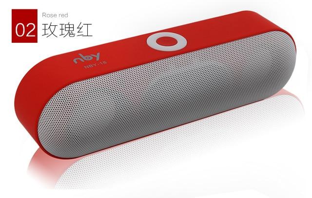 Mini Bluetooth Wireless Portable Speaker 5