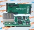 NNZN-TCP232-E TTL porta serial para Ethernet TCP IP Módulo 18 estrada rede IO módulo de servidor de porta serial