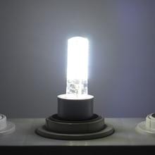 10pcs/lot LED G9 Lamp AC 220V  G9 LED Bulb SMD2835 3014 48 64 104LEDs Lampada LED 360 degrees Replace Halogen Bulb
