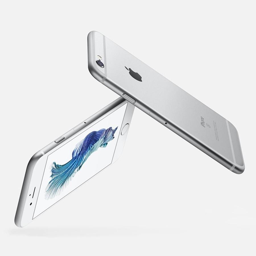 """Apple iPhone 6s ОЗУ 2 Гб 16 Гб ПЗУ 64 Гб 128 Гб 4,"""" iOS двухъядерный 12,0 МП камера отпечаток пальца 4G LTE разблокированный мобильный телефон 6s"""