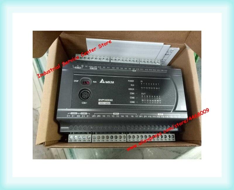 Boxed DELTA DVP16ES200R DVP16ES200T DVP24ES200R DVP24ES200T DVP32ES200R DVP32ES200T DVP40ES200R DVP40ES200T DVP60ES200R PLC New