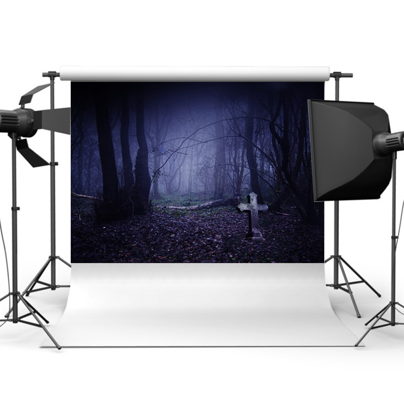 7X5FT Thin Vinyl photography background Halloween photographic Backdrop for Studio Photo Prop cloth  Fashion 2.1 x 1.5m 8x8ft black white stripes wall custom vinyl photography background studio photo prop photographic backdrop 2 4m x 2 4m