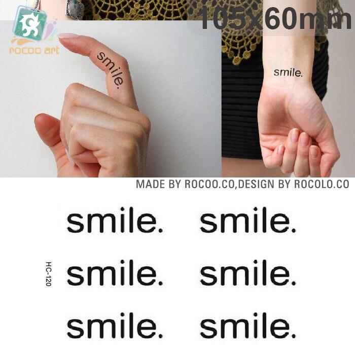 10pcs Tattoo Sleeve Waterproof Temporary Tattoo Stickers Harajuku In The Heart Head Letter Design Wrist Tattoos Sexy Fake Tatoo