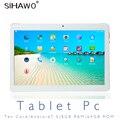 10,1 дюйма Dual SIM 4G Телефонный звонок OTG 10 Core 2560x1600 8G + 64G android-планшет pc FM, Bluetooth, Wi-Fi gps ips Tablet оригинальный дизайн