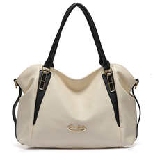 Women Leather Handbags Messenger Bag Women Fashion Brand Style Commuter Bucket Shoulder bags luxury designer bolsas
