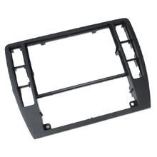 Черный тире центральная консоль отделка ободок панель Декор Рамка для VW PASSAT B5 01-05 3B0 858 069 автомобиль Интерьер молдинги автомобиля-Стайлинг