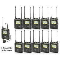 Saramonic UWMIC9 UHF Wireless Microphone System For Tour Guiding Teaching Meeting Travel Simultaneous Translation 1TX9 10
