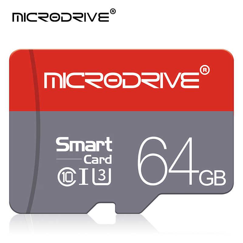 Công suất thực Micro SD 8 GB/16 GB/32 GB/64 GB/128 GB class 10 Memori Thẻ Micro SD cho điện thoại thông minh Samsung Flash Card