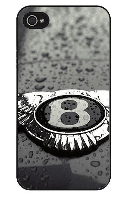 Bentley Logo Hard iPhone Case