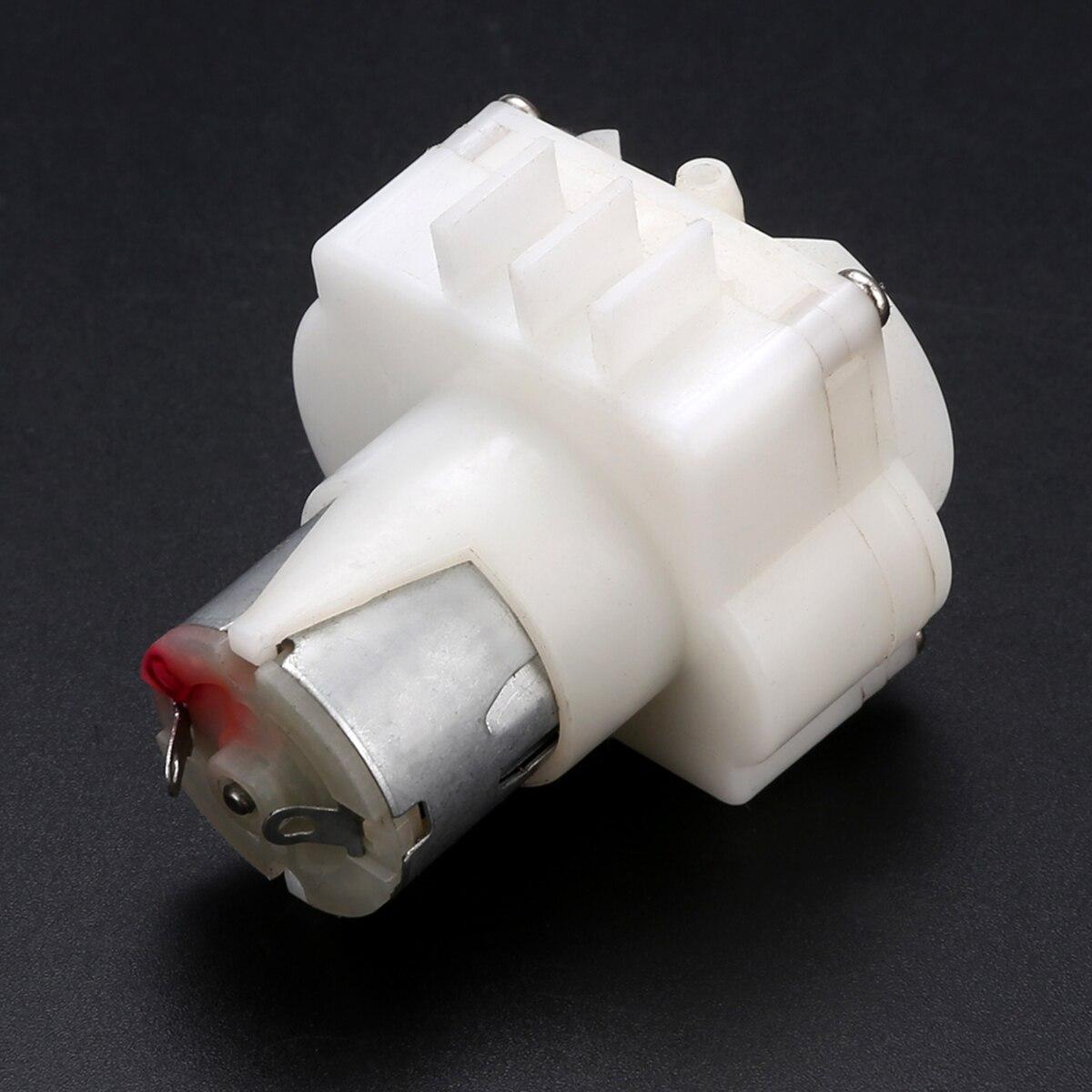 Мини насос Мотор DC 3,7 в-6 в 5 в микро самовсасывающие погружные водяные насосы низкий уровень шума масляный насос + 1 м мягкий шланг трубы
