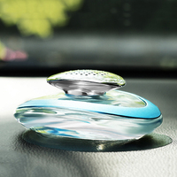 Car Ornament Air Freshener Car Flavoring Smell Fragrance Auto Interior Dashboard Decoration Diffuser Essential Oils Accessories