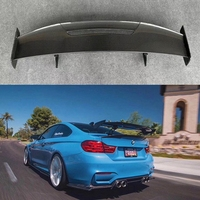 High quality ABS material primer for BMW M1 M2 M3 M4 M5 M6 color spoiler rear wing clip gun M6 1 2 3 4 5 6 7 series MAD GTS