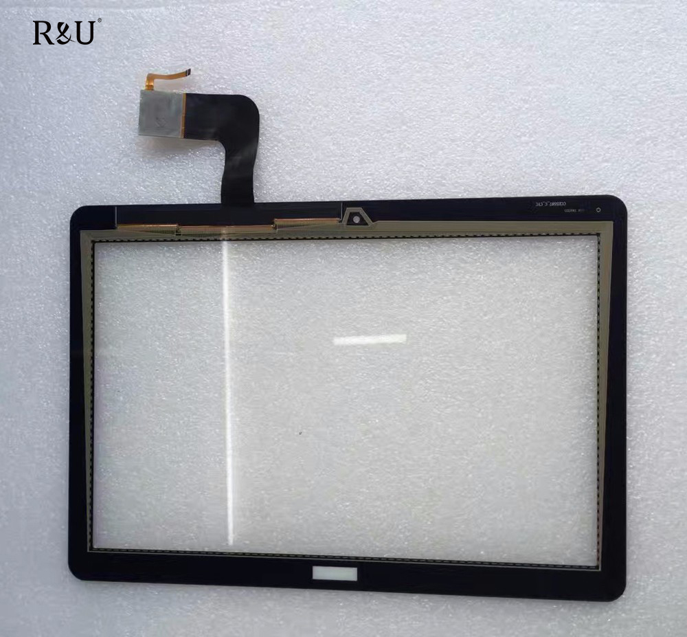 R&U test good 10.1 For Acer Iconia One 10 B3-A10 B3-A10-K3BF Touch Screen Panel Digitizer Sensor Glass Black color in stock 10 1inch for acer iconia one 10 b3 a10 tablet pc touch screen panel digitizer glass sensor replacement