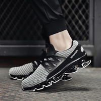 Fashion Mesh Casual Shoes for Men Sneakers for Males Summer Outdoor Fashion Breathable Comfortable HH 742