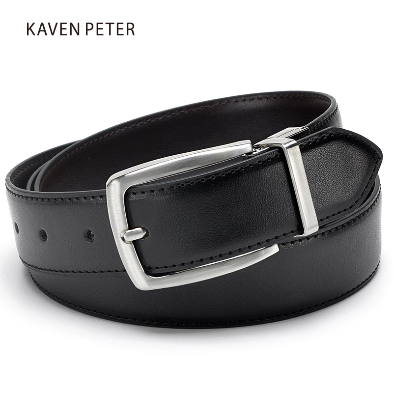 2017 belt luxury leather belt brand real leather 35mm