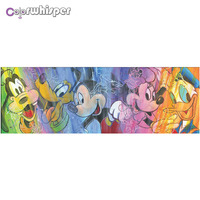 Diamond Painting 5D Full Square/Round Drill Cartoon Mouse 3d DIY Daimond Painting Embroidery Cross Stitch Crystal Decor Z155