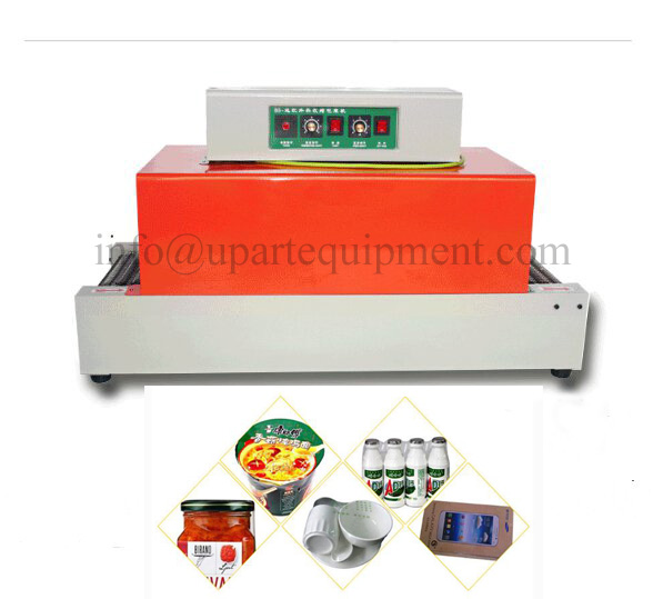 Automatic Paper Box Shrink Wrapping Machine